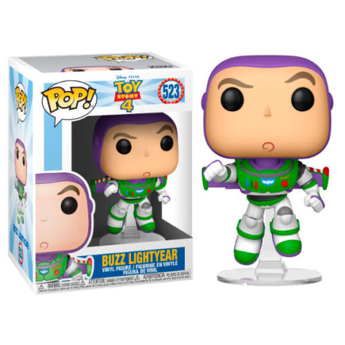 Funko POP Buzz Lightyear - Disney - Toy Story 4 6