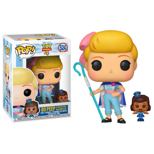 Funko POP Bo Peep Con Giggle McDimples - Disney Toy Story 4 11