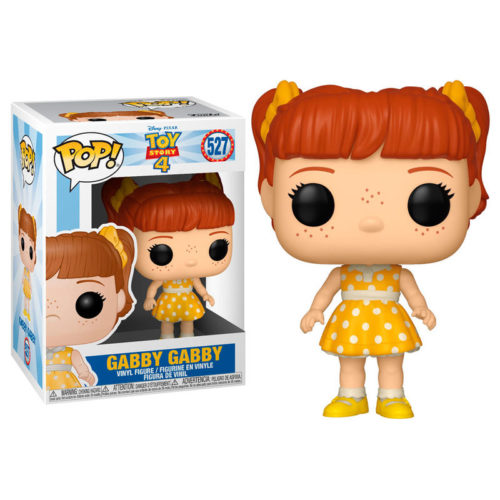 Funko POP Gabby Gabby - Disney Toy Story 4 8