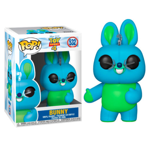 Funko POP Bunny - Disney Toy Story 4 7