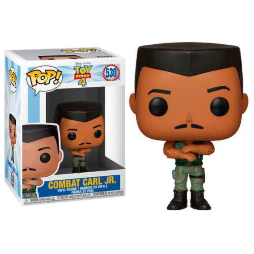 Funko POP Combat Carl Jr. - Disney Toy Story 4 2