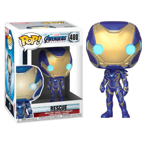 Funko POP Rescue Marvel Vengadores Endgame 8