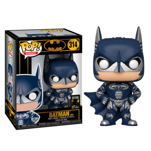 Funko POP Batman DC Comics 80th Batman 1997 8