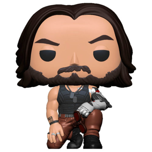 Funko POP Johnny Silverhand - Cyberpunk 2077 11
