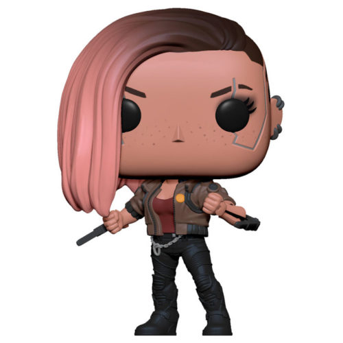 Funko POP V-Female - Cyberpunk 2077 7