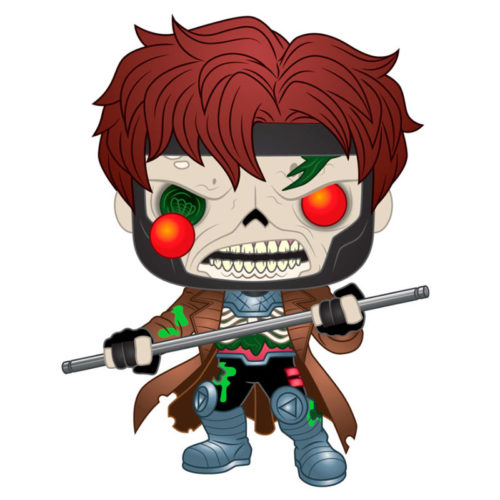 Funko POP Gambito - Marvel Zombies 7