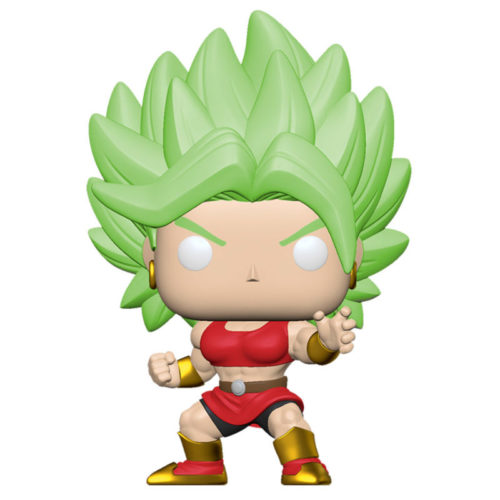Funko POP Super Saiyan Kale - Dragon Ball Super 6