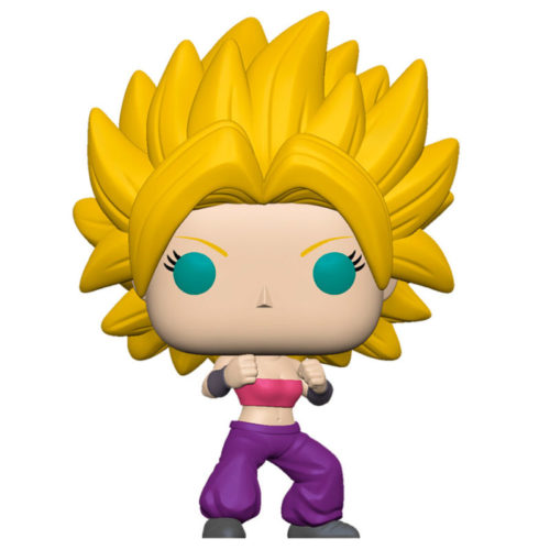 Funko POP Super Saiyan Caulifla - Dragon Ball Super 11