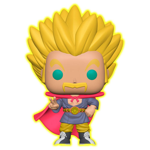 Funko POP Mr. Satán GITD - Super Saiyan Dragon Ball Super 7