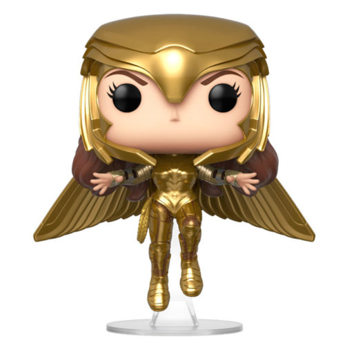 Funko POP Wonder Woman (Alas Doradas Volando) - DC Wonder Woman 1984 8