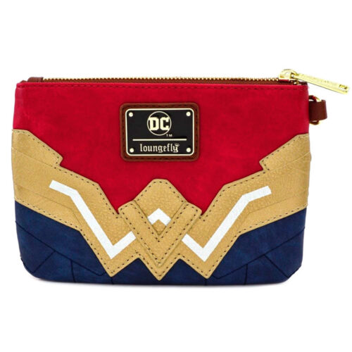 Bolso De Mano Loungefly Wonder Woman DC Comics 6