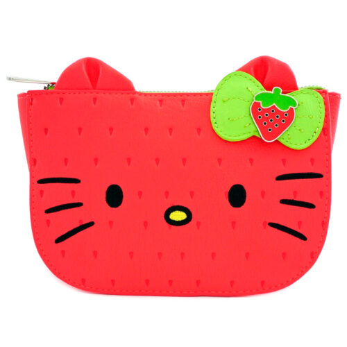 Monedero Loungefly Hello Kitty Strawberry 2